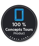 100 pourcent concept tours-product