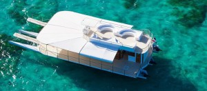 Double deck boat