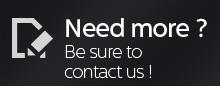 ne manquez pas de nous contacter